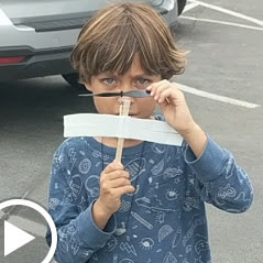 Science Lab: Paper Planes and Toy Helicopters at Mid-Hudson Children