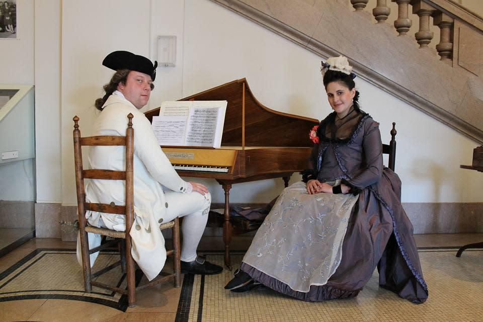 Holiday Tours at Mount Gulian Historic Site