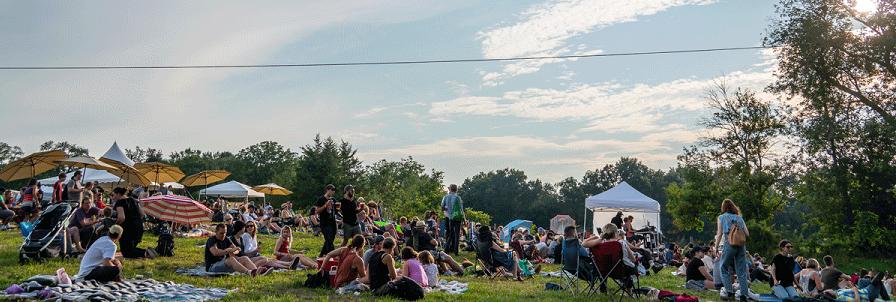 Huichica Music Festival @ Chaseholf Farm in Pine Plains