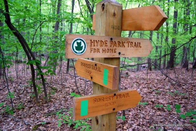 Hyde Park Healthy Trails Walkabout Kickoff Hike
