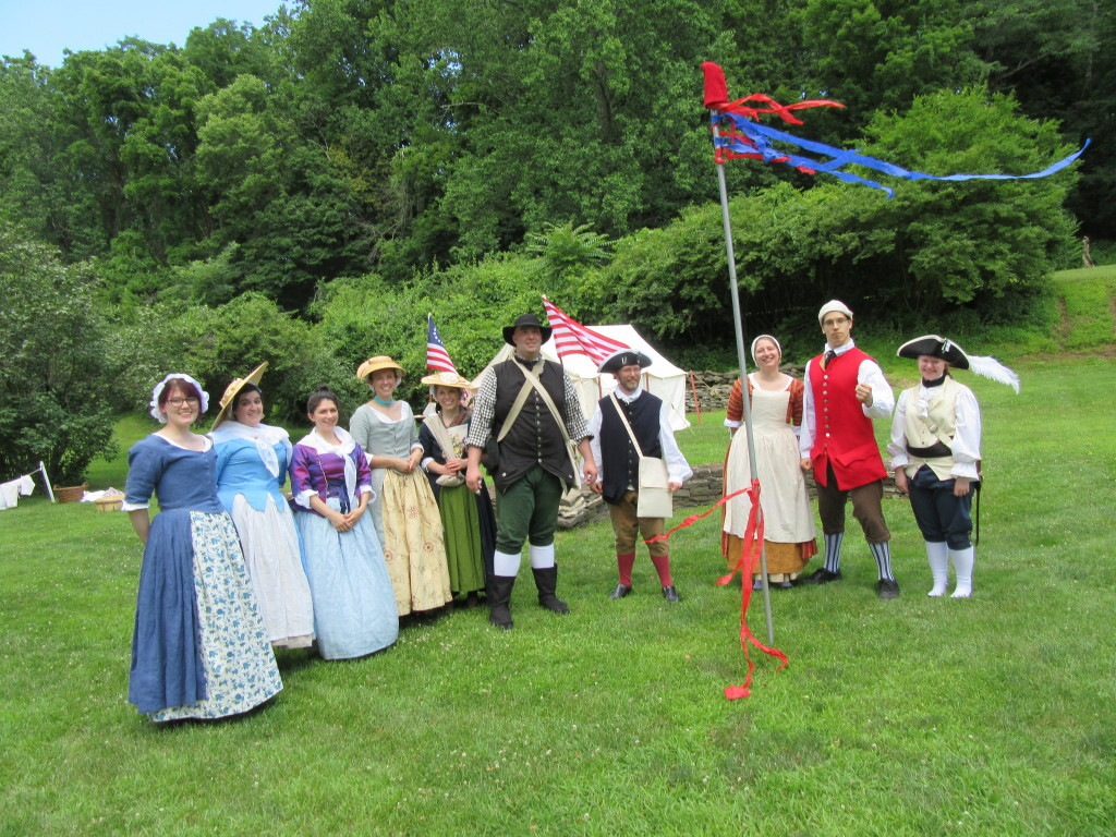 An Old-Fashioned Independence Day at Clermont State Historic Site