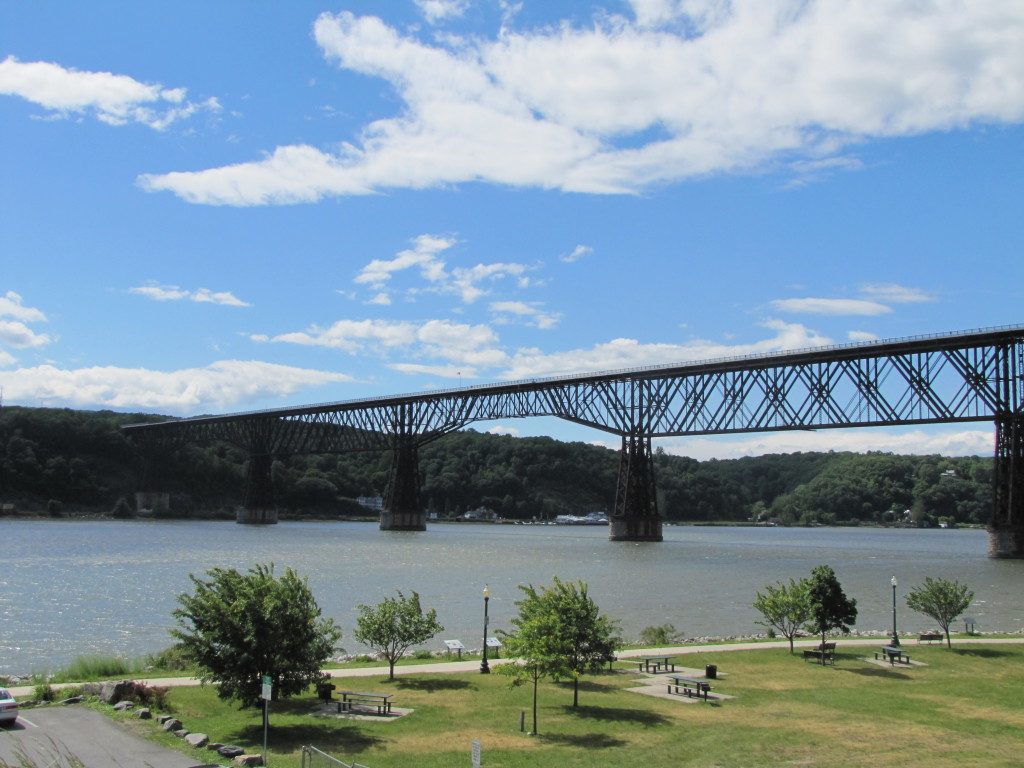 Walktober Fest: Essential Farmers Market by the Hudson Valley Rail Trial and Walkway Over the Hudson