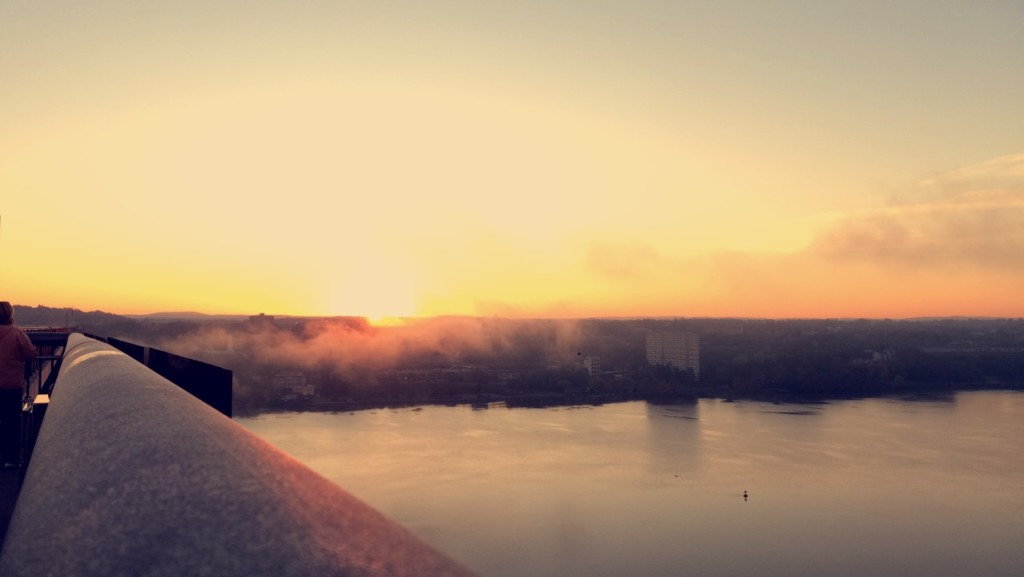 CANCELLED: Sunrise Stroll at Walkway Over The Hudson