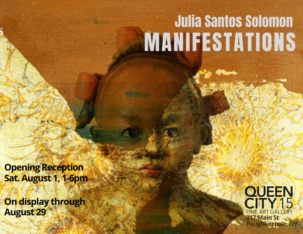 MANIFESTATIONS Opening Reception at Queen City 15 Fine Art Gallery