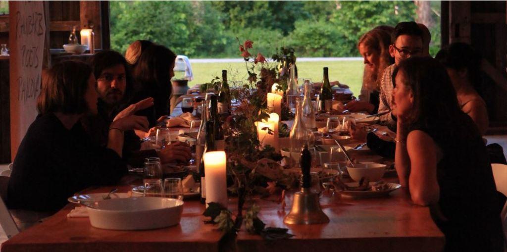 Solstice Farm Dinner at Harlem Valley Homestead