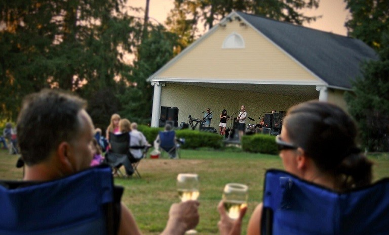 Millbrook Arts Group Summer Concert Series at The Bandshell