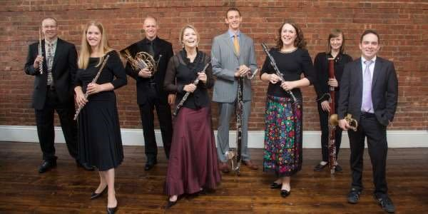 Howland Chamber Music Circle Presents Vent Nouveau, with a student ensemble