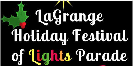 Town of Lagrange Holiday Festival of Lights Parade