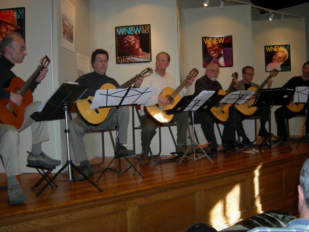 The Mid-Hudson Classical Guitar Society Presents Paul Sweeny, guitar with guest artist Barbara Kaufman, recorder