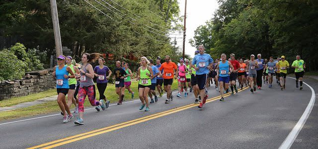 The Mad Dash in Rhinebeck!