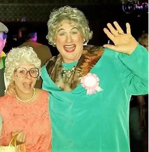 "Clove Creek Dinner Theater - ""Golden Girls Gone Wilder Murder Mystery"""