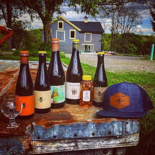 Plan Bee Farm Brewery Tasting Room Opens for Season