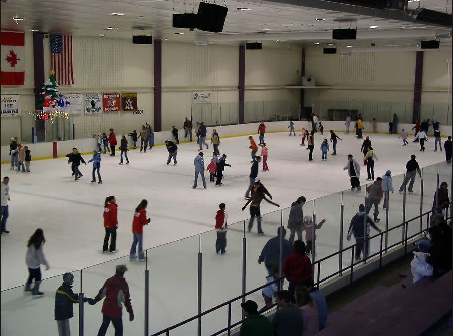 Discover the Magic of Skating at McCann Ice Arena