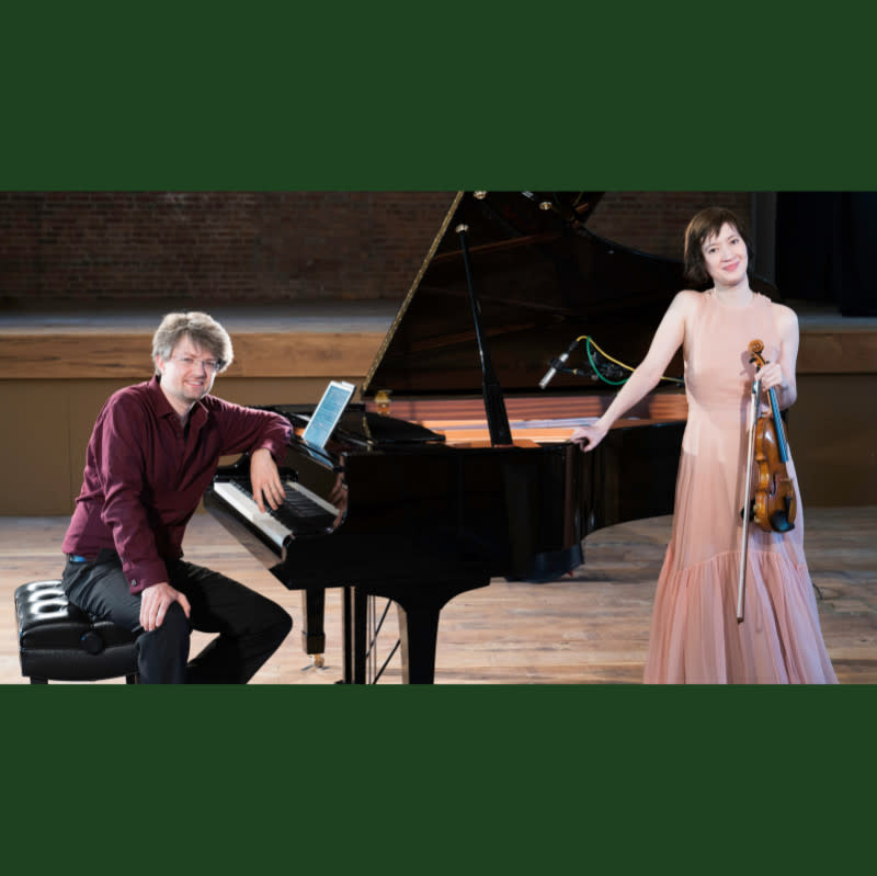 "VIRTUAL: Concert ~ ""Live! From the Stissing Center!"" Livestreaming Chamber Music Summer Series"