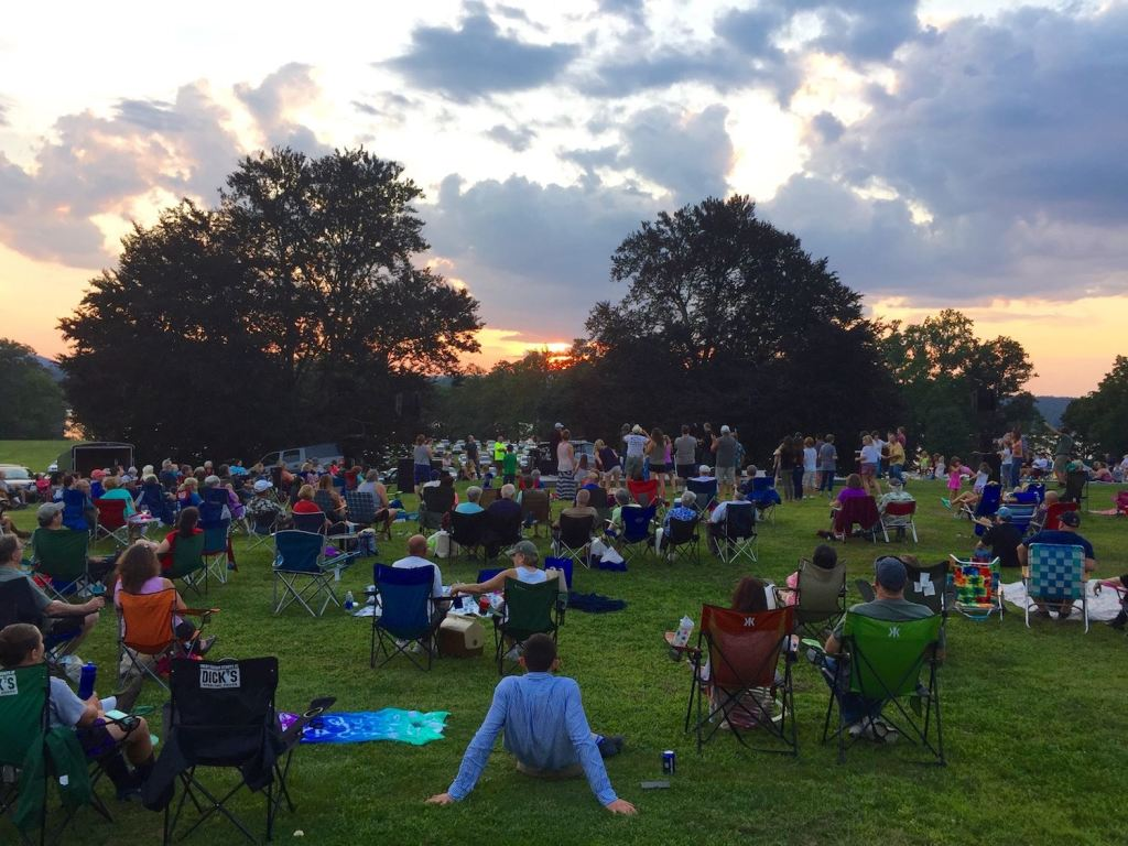 Music In The Park @ Vanderbilt Mansion & Mills Mansion