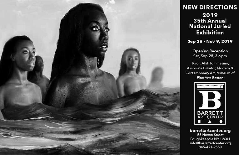 New Directions 2019: 35th Annual National Juried Contemporary Art Exhibition at Barrett Art Center