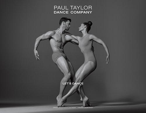"Kaatsbaan International Dance Center Hosts ""Paul Taylor Dance Company"""