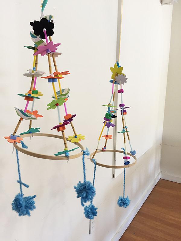 Making Masterpieces: Happy Pajaki Chandelier Workshop at Mid-Hudson Children