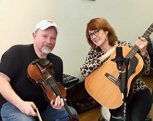 Summer Concert Series: Harmonies on the Hudson with Paula Bradley & Darren Wallace at Clermont State Historic Site