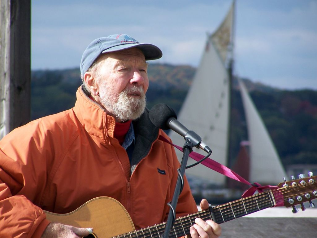 Turn, Turn, Turn! Celebrating Pete Seeger's 100th birthday in music & dance at The Bardavon!