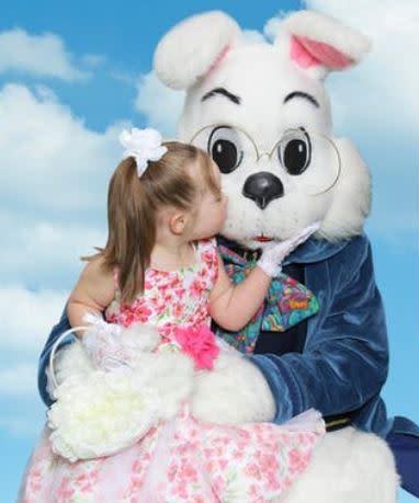 Bunny Cares at Poughkeepsie Galleria