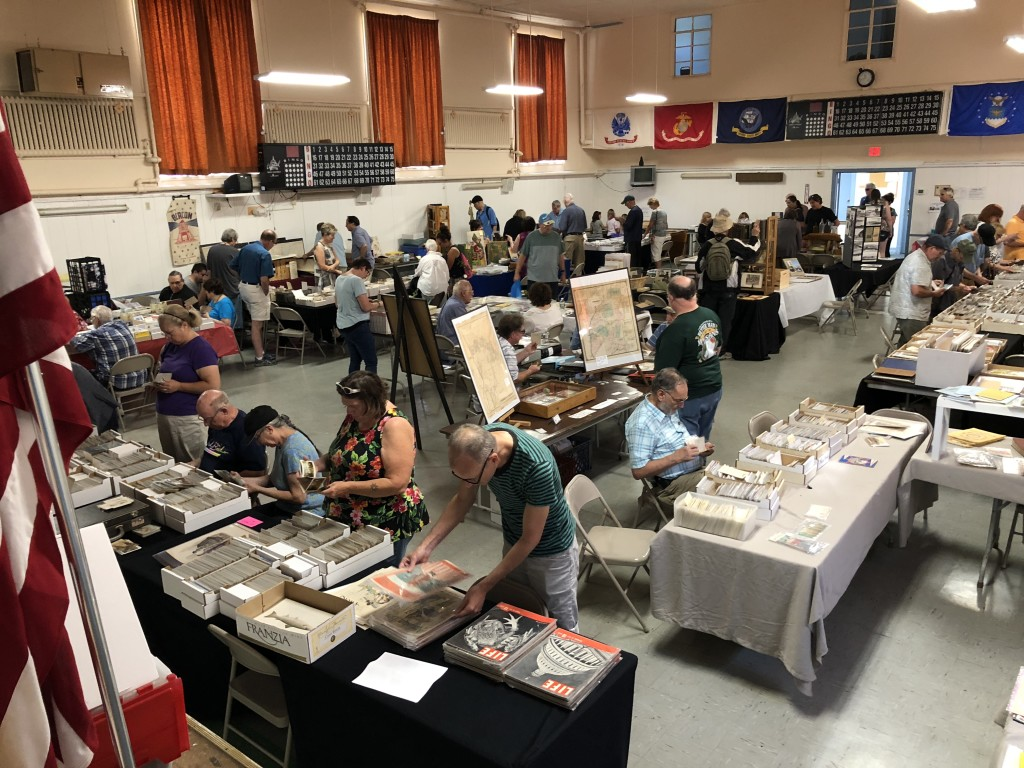 Vintage Postcards, Books, and Ephemera Show & Sale in Beacon