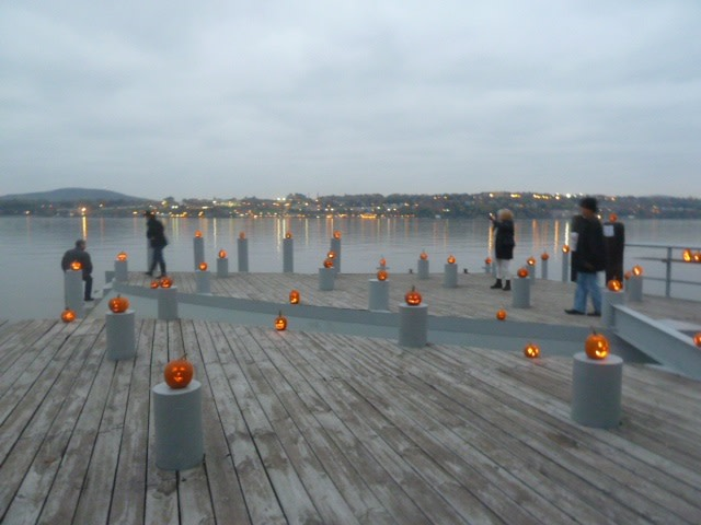 Beacon Long Dock ~ Jack-o