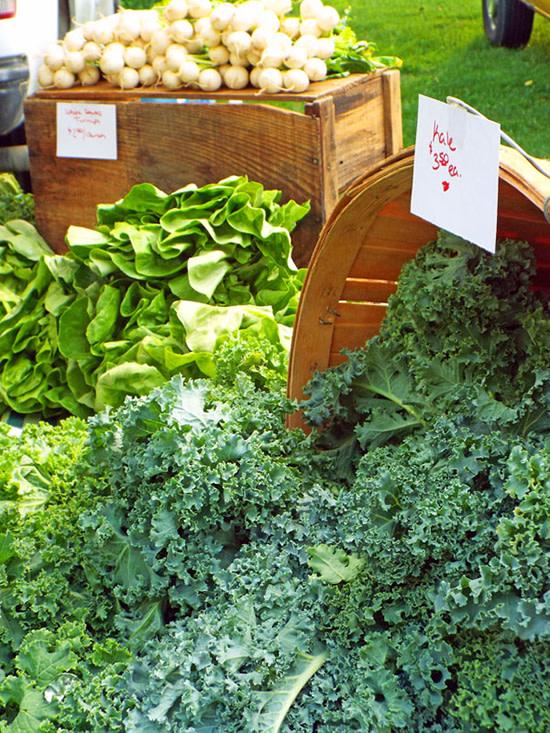 Outdoor Arlington Farmers Market