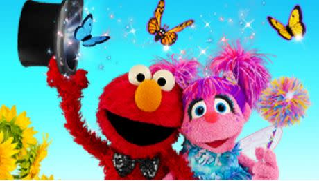 Sesame Street Live: Make Your Magic at MJN - Majed J. Nesheiwat Convention Center
