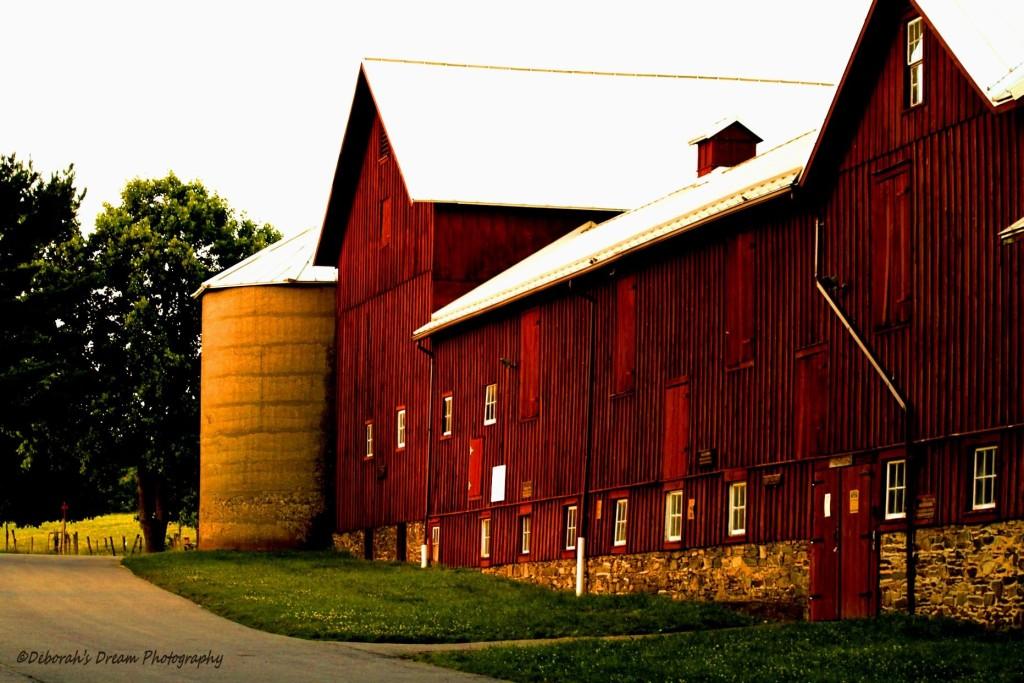 Not-So-Haunted Barn at Stony Kill