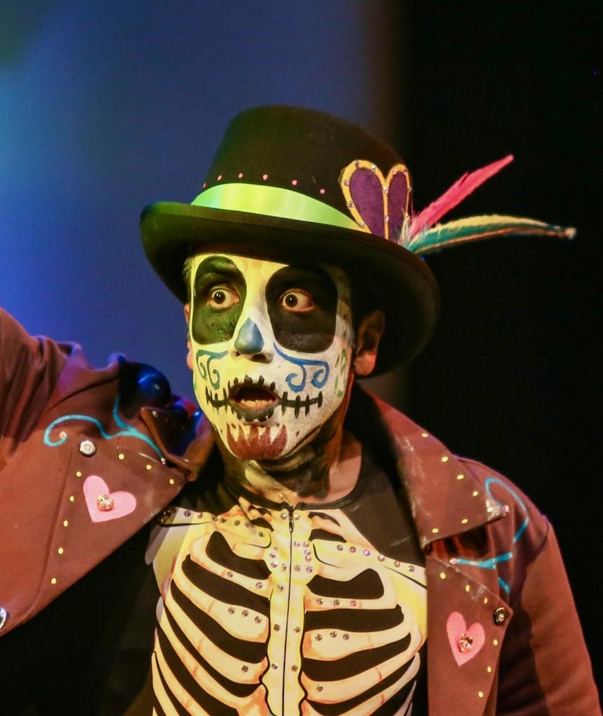 VIRTUAL: Livestream Concert ~ Bardavon Presents Sugar Skull! A Virtual Dia De Los Muertos Adventure