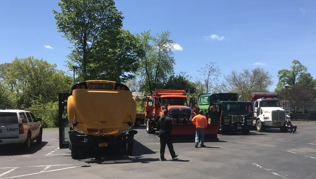 """Hyde Park Rotary """"Touch A Truck"""""""