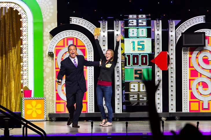 """""""Come on down!"""" The Price is Right Live is coming to Poughkeepsie!"""