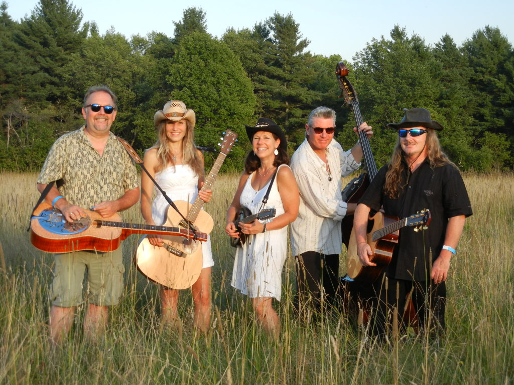Harmonies on the Hudson Concert Series featuring The Nellies at Clermont State Historic Site