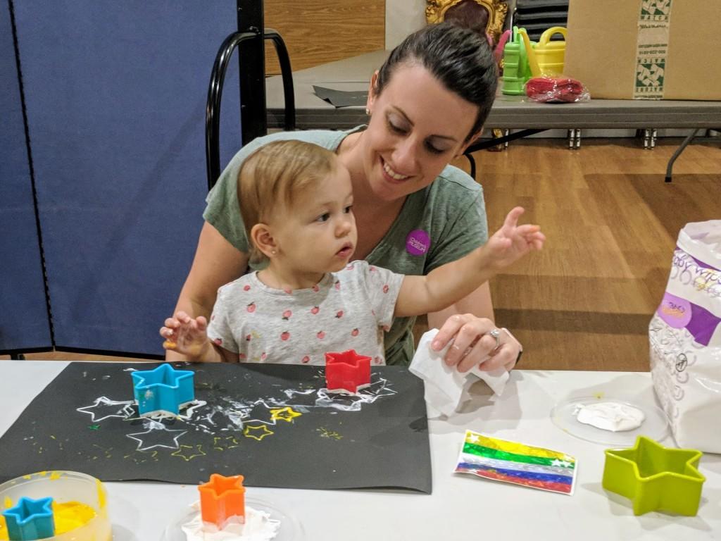 Toddler Tours at Mid-Hudson Children