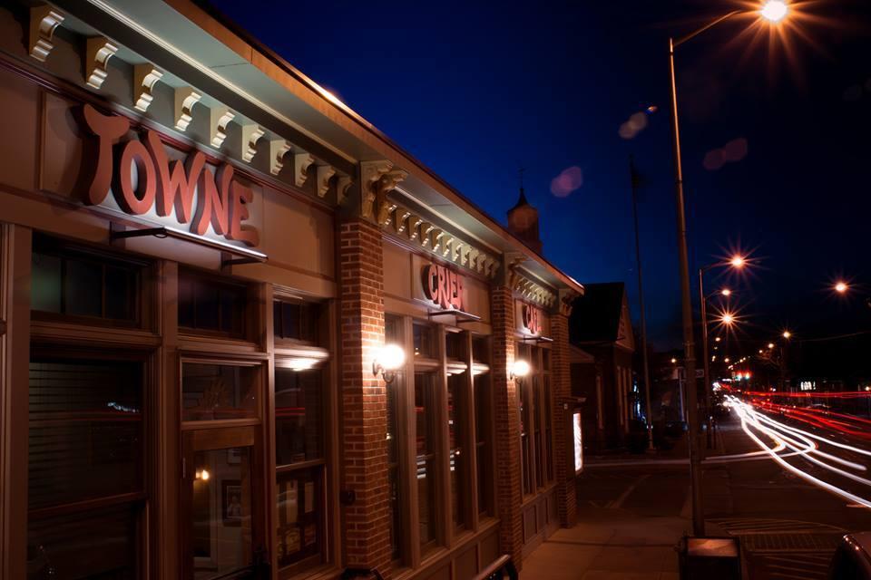 Towne Crier Cafe Thursday Salon
