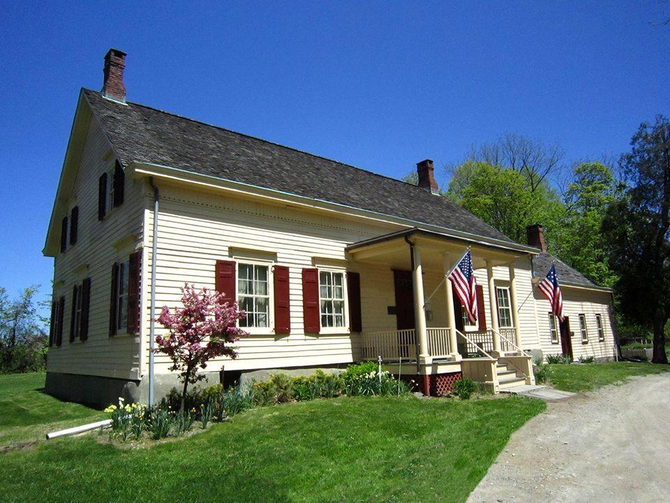 Van Wyck Homestead Museum Opens For The Season