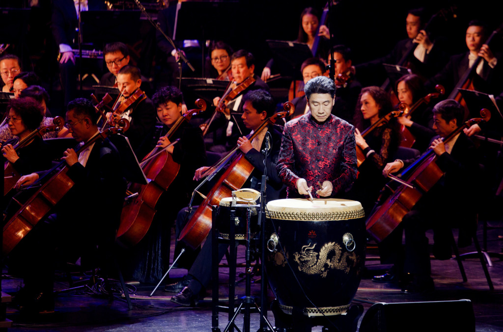 A Chinese New Year Concert with Orchestra Now at Bard College