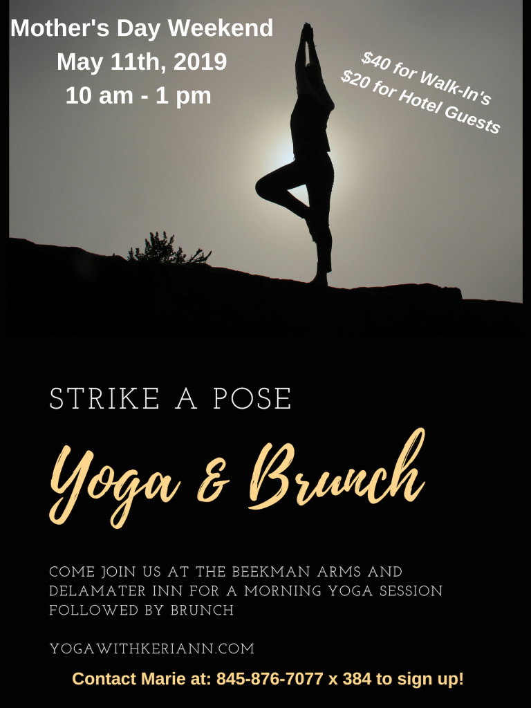 The Beekman Arms Yoga & Brunch