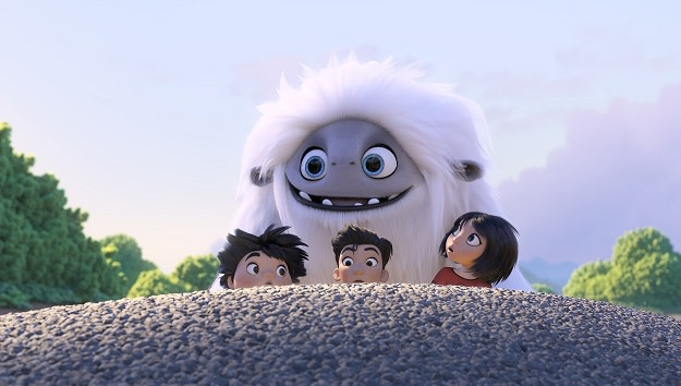 "Lyceum Cinema Hosts ""Abominable"" Sensory Friendly"
