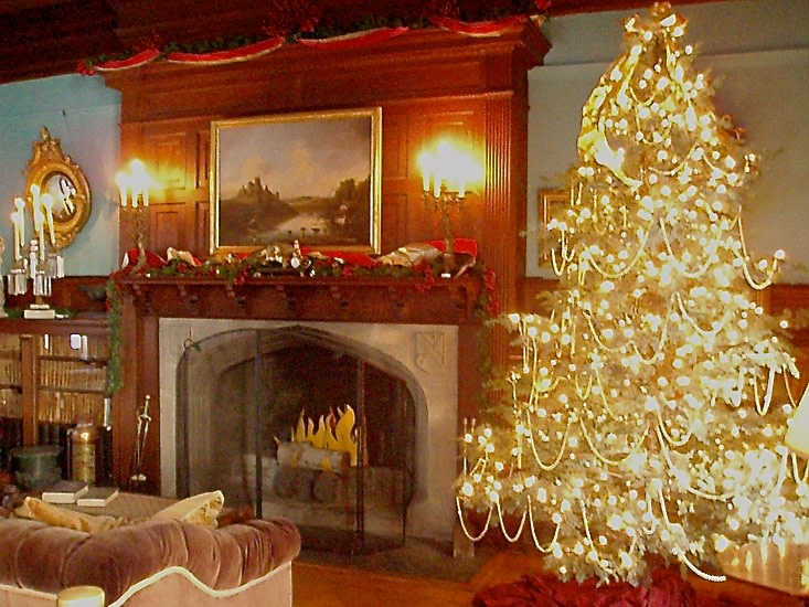 Candlelight Tours of Clermont State Historic Site