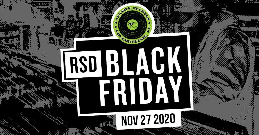 RSD Black Friday at Darkside Records November 27
