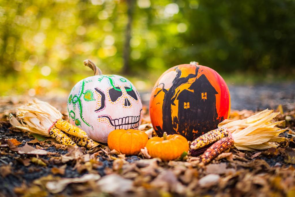 Live Music, Food Truck & Pumpkin Painting at Cottage Square!