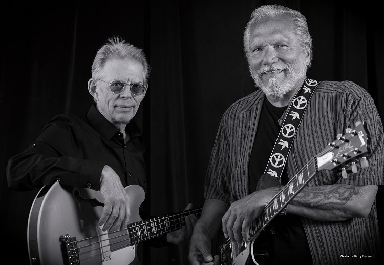 The Bardavon Hosts Hot Tuna - 50th Anniversary Tour with special guests Larry Campbell & Teresa Williams