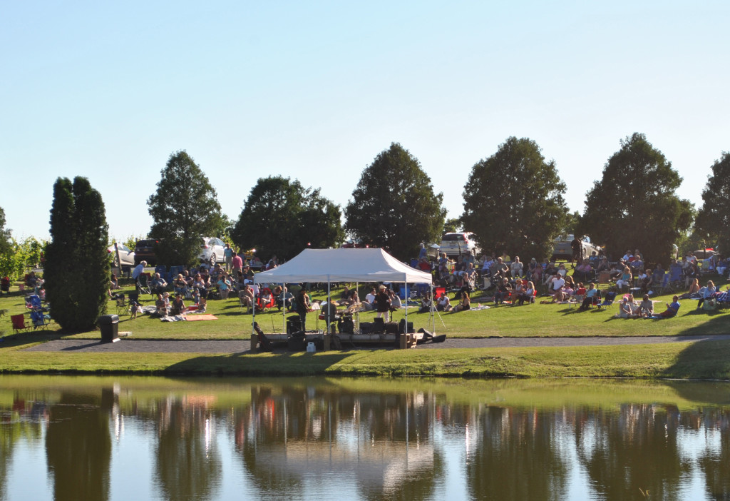 Father's Day Grüner, Beers & Brats at the Vineyard Grille at Millbrook Vineyards & Winery