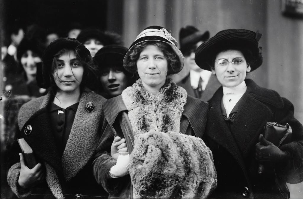 "Facebook Premiere: ""Women's Suffrage: From Seneca Falls to the White House"""
