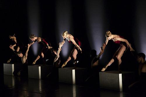 """Kaatsbaan International Dance Center Hosts """"MorDance"""""""