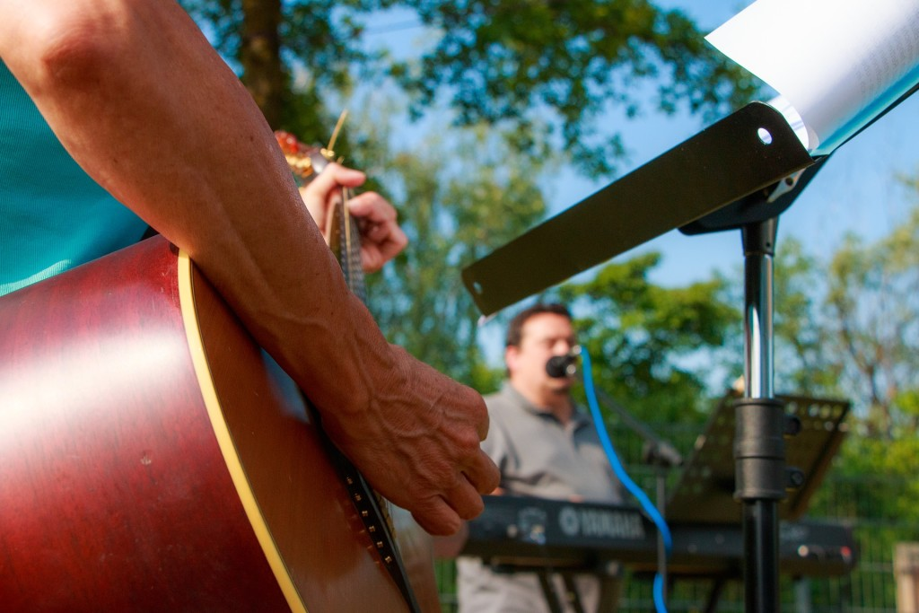 Summer Concerts at Greenvale Park in Poughkeepsie