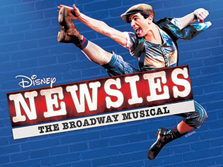 "Disney ""Newsies"" at Center for Performing Arts at Rhinebeck"