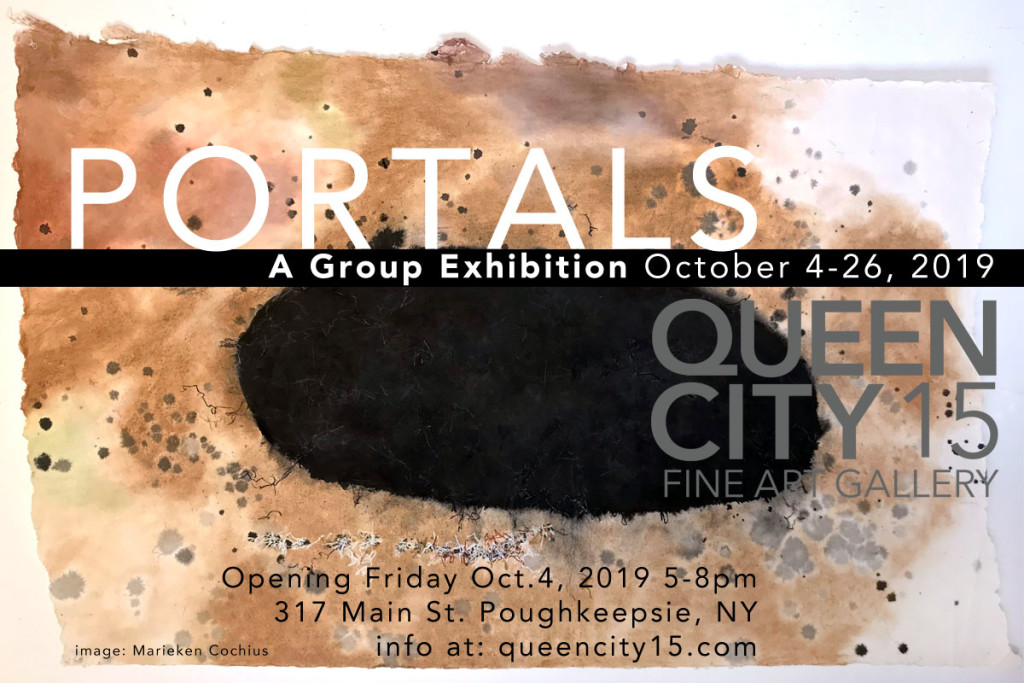 Portals: A Group Exhibition (Opening Reception) at Queen City 15 Fine Art Gallery